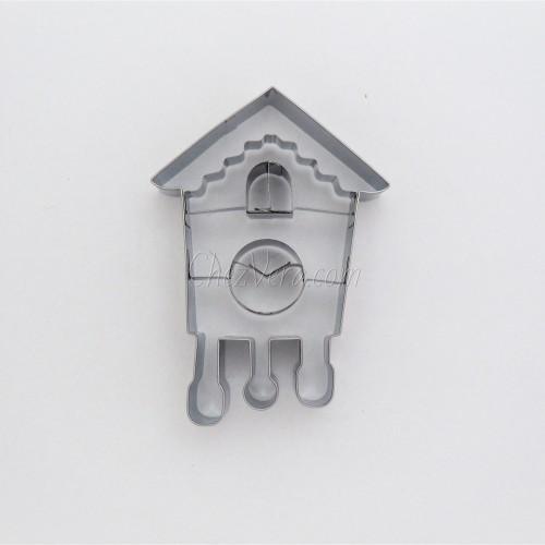 Cookie Cutter Cuckoo Clock