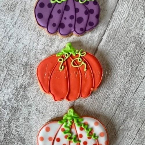 Cookie cutter Pumpkin II