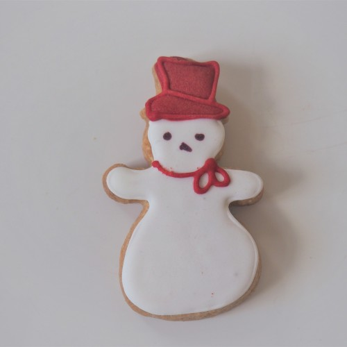 Cookie Cutter Snowman V