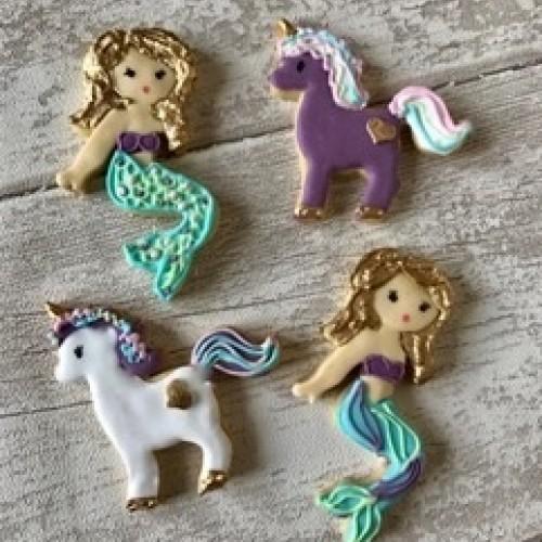 Cookie Cutter Unicorn I