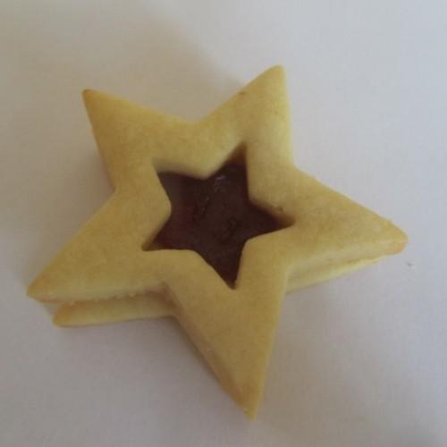 Linzer Cookie Cutter – Star