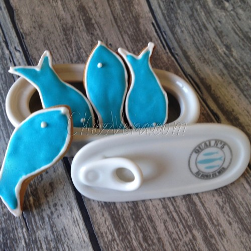 Cookie Cutter Fish V