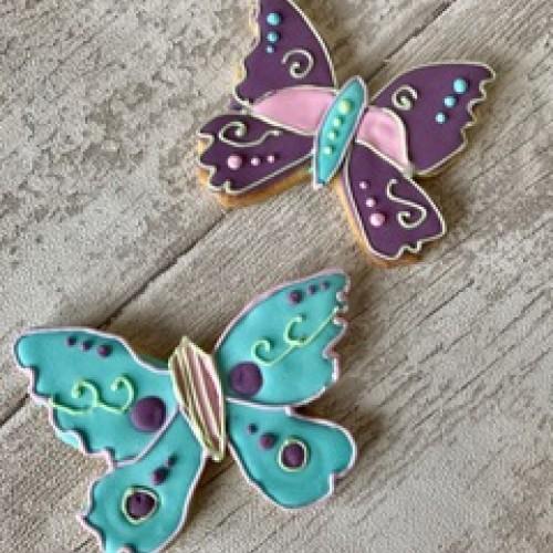 Emporte-pièce Papillon – grand