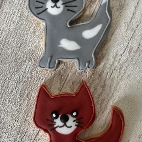 Cookie Cutter Cat IV