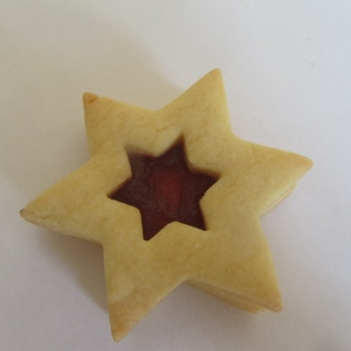 Linzer Ausstechform – Stern (klein)