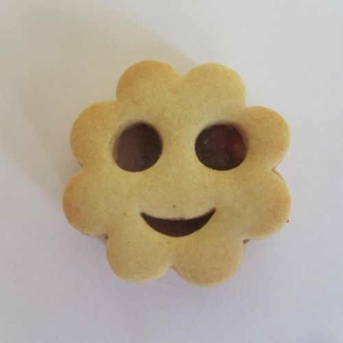 Emporte-pièce Smiley / fleur