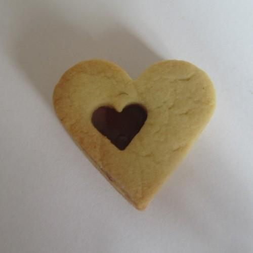 Linzer Cookie Cutters Set – Heart (medium)