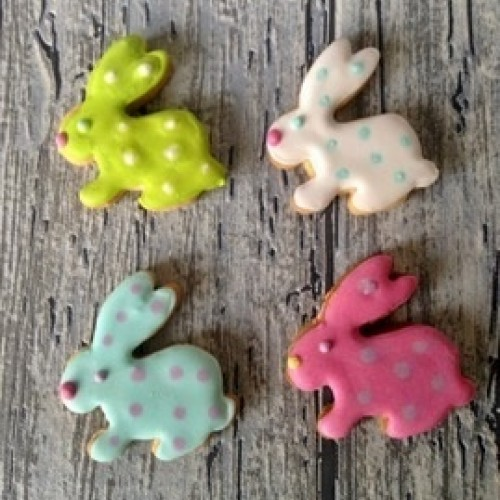 Cookie Cutter Bunny II