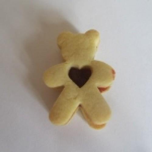 Emporte-pièces pour biscuits confiture - Ourson