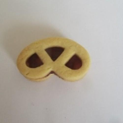 Linzer Cookie Cutters Set – Pretzel (small)
