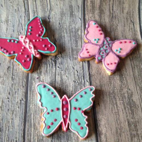 Cookie Cutter Butterfly III