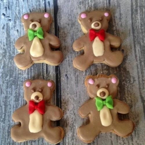 Ausstechform Bär – mittelgroß
