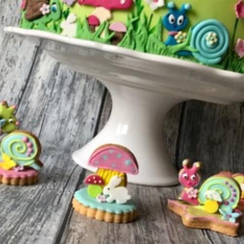 Cookie Cutter Bunny mini I