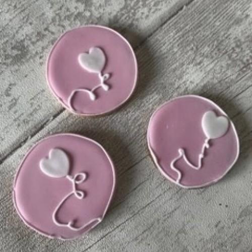 Cookie Cutters Set Circles (6 pcs)