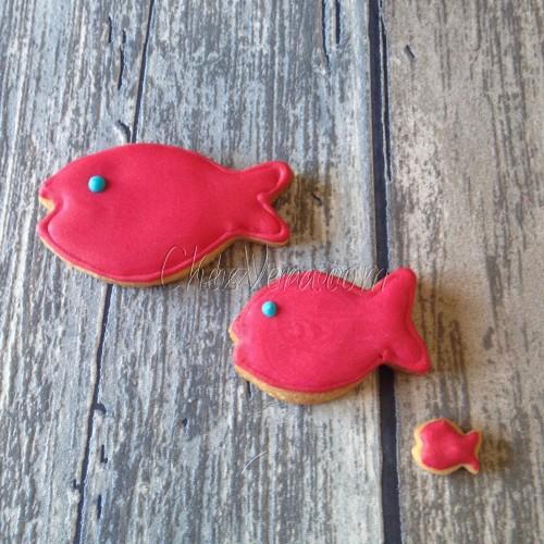 Cookie Cutter Fish mini II