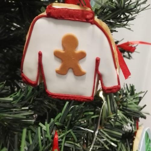 Cookie Cutter Gingerbread Man mini I