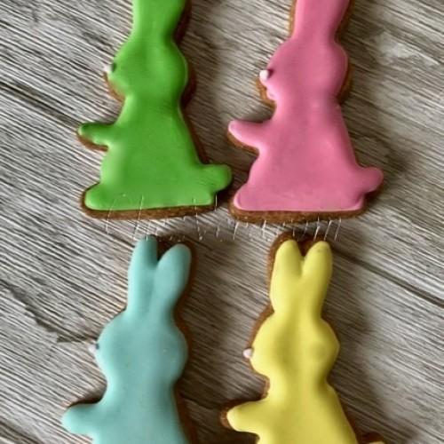 Cookie Cutter Bunny (standing) II