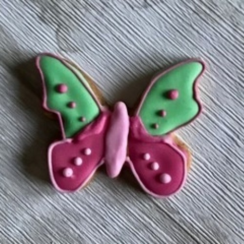 Cookie Cutter Butterfly VI