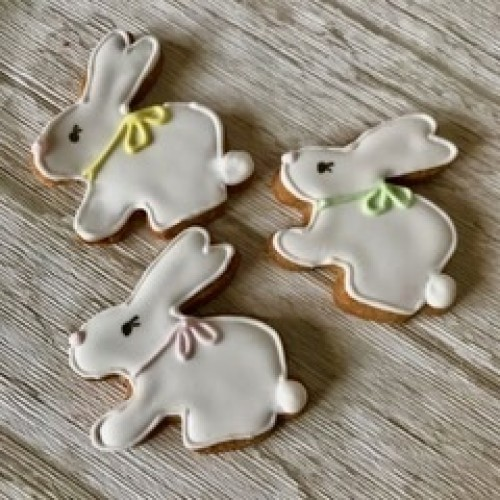 Cookie Cutter Bunny I