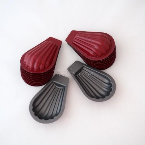 20 pcs. Mini Baking Pans Set–Madeleine