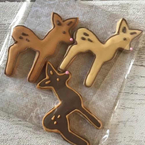 Cookie Cutter Bambi