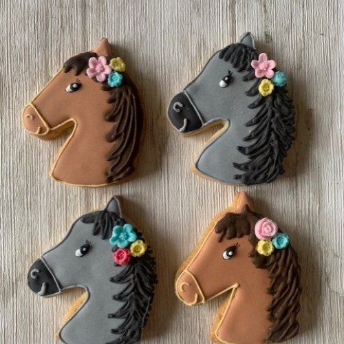Cookie Cutter Horse Head