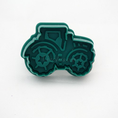 Cookie Cutter with Ejector - Tractor