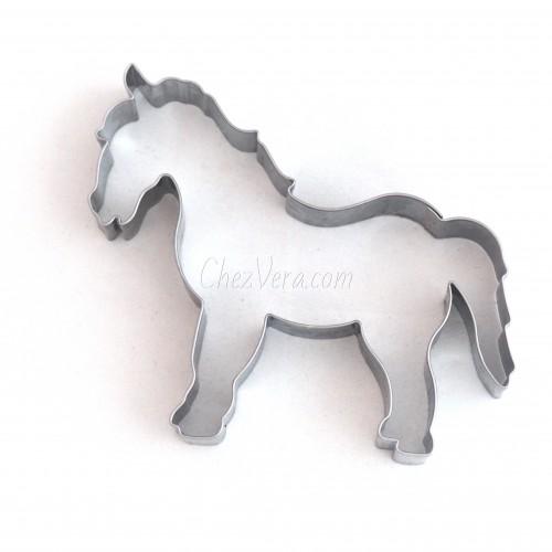 Ausstechform Pferd V