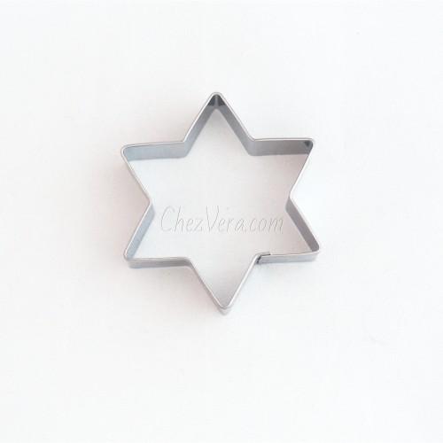 Ausstechform Stern – 6 cm