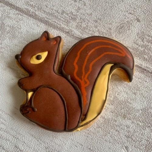 Cookie Cutter Squirrel III