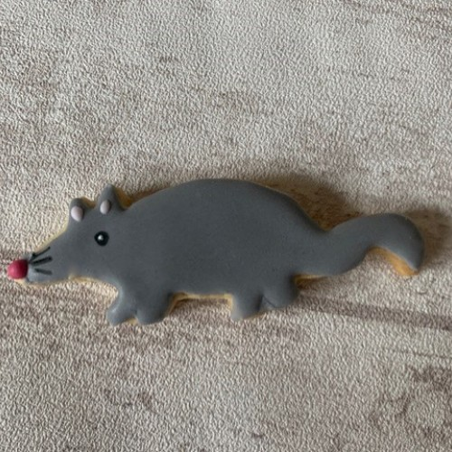 Cookie Cutter Mouse