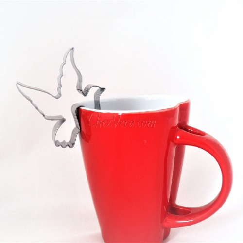 Mug hanging Cookie Cutter – Dove