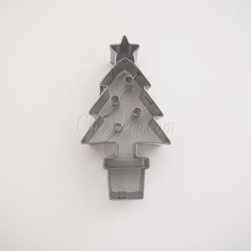 Ausstechform Weihnachtsbaum