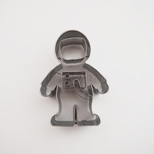 Ausstechform Astronaut