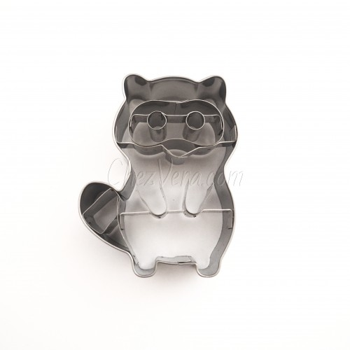 Cookie Cutter Racoon