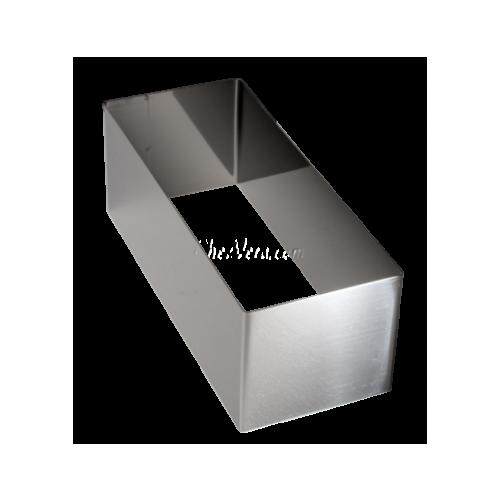Cadre à pâtisserie rectangulaire II 25x10 cm