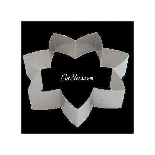 Cadre à pâtisserie - Fleur I Ø 27 cm