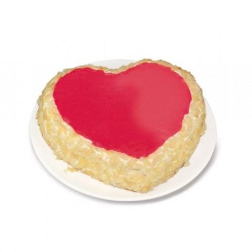 Cadre à pâtisserie - Coeur Ø 28 cm